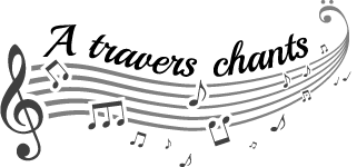 Logotype - A travers chants
